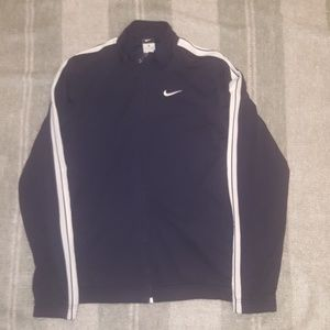 MENS  NIKE ZIP UP JACKET